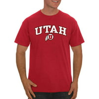 Russell NCAA Utah Utes Men's Classic Cotton T-Shirt