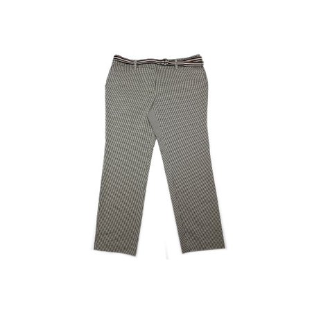 Rafaella Womens Size 14 Comfort Straight Hip Slim Ankle Modern Pant, -