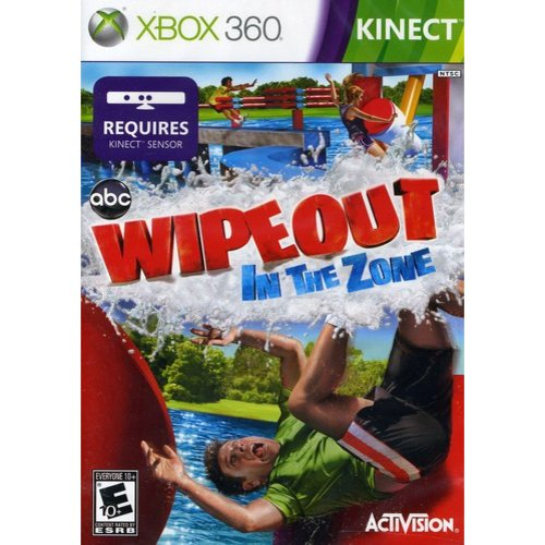 Kinect WipeOut: In the Zone (Xbox 360)