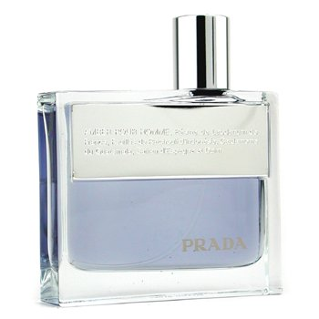 Prada By Prada Pour Homme Eau De Toilette Spray for Men 50ml/1.7oz