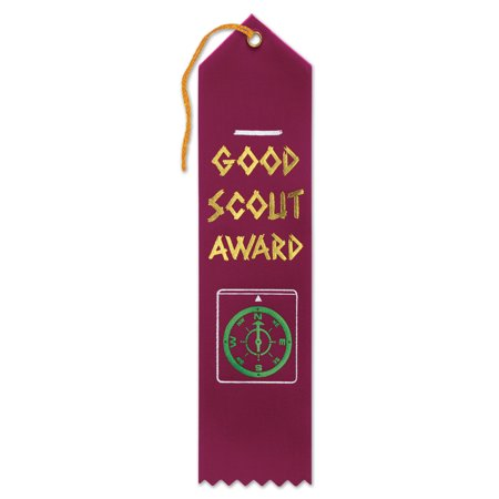 Good Scout Award Ribbon (Pack of 6) - image 1 of 1