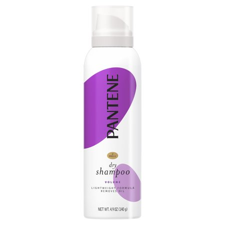 Pantene Pro-V Sheer Volume Dry Shampoo to Refresh Hair, 4.9