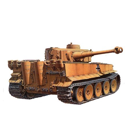 1/35 German Tiger I Initial Tank - image 1 de 1