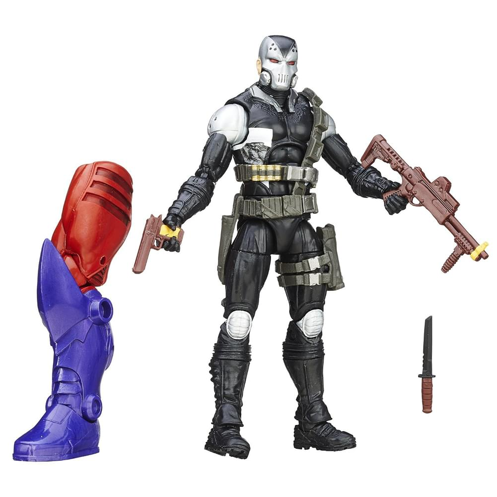 "Captain America Marvel Legends 6"" Action Figure Demolition Man"