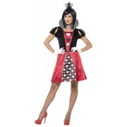 Carded Queen Adult Costume - Large