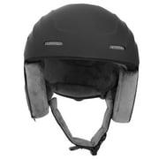 OTVIAP Unisexual Lightweight Ski Snowboard Helmet Outdoor Snow Sports Head Guard Gear