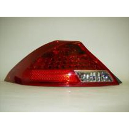 Go Parts 2006 2007 Honda Accord Rear Tail Light Lamp Embly Coupe Left Driver 33551 Sdn A11 Ho2818132 Replacement For