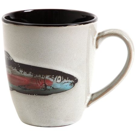 Better Homes And Gardens Trout Lodge Mug 13 Oz