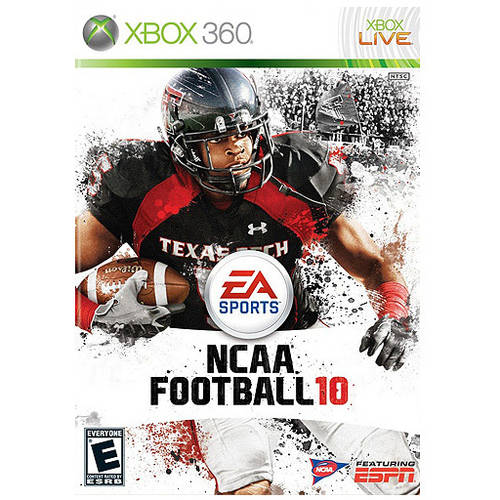 Ncaa Football 10 (Xbox 360) - Pre-Owned