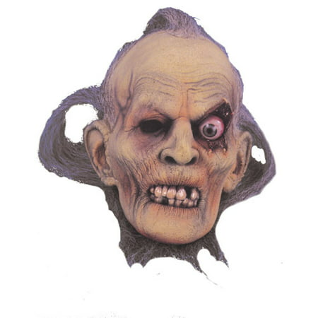 Life-Size One Eyed Jack Head Halloween Prop - Citrouille Halloween Jack