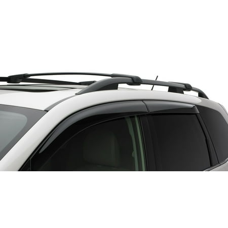 2014 2017 Subaru Forester Aero Cross Bar Roof Rack