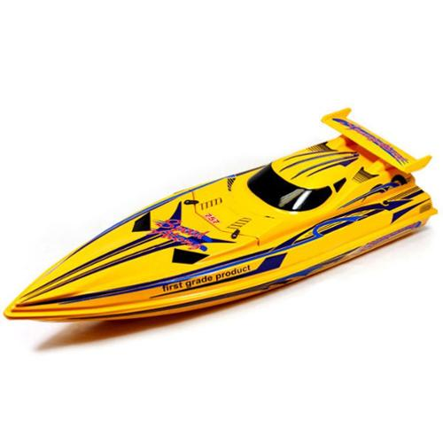 "36"" 2.4G Radio Control RC Speed Xcyclone Racing Boat Ship Watercraft Yellow (Gift Idea) by"