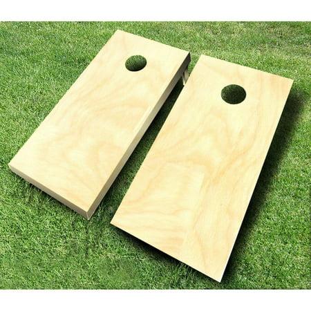 Tournament Wooden Cornhole Set