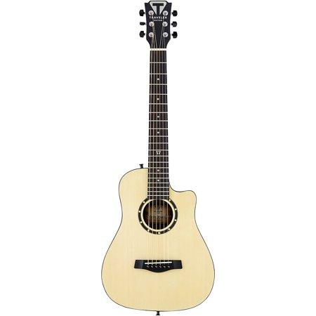 Traveler Guitar Camper Series CS10 Acoustic Travel Guitar Satin