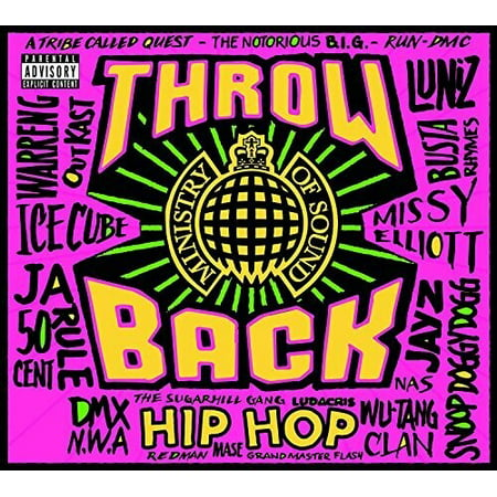 Ministry Of Sound: Throwback Hip Hop / Various
