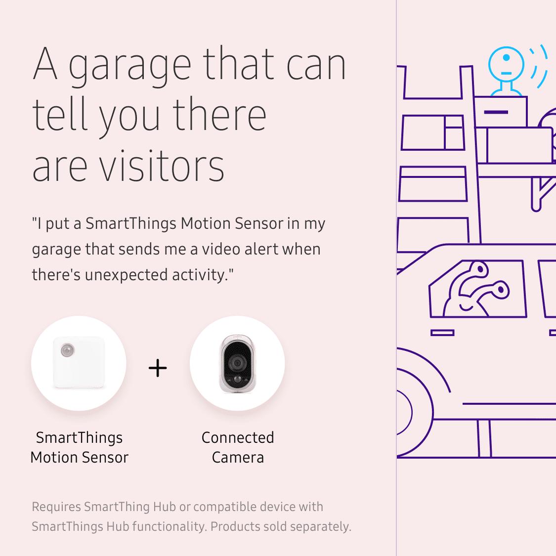 Samsung SmartThings Hub - Walmart com