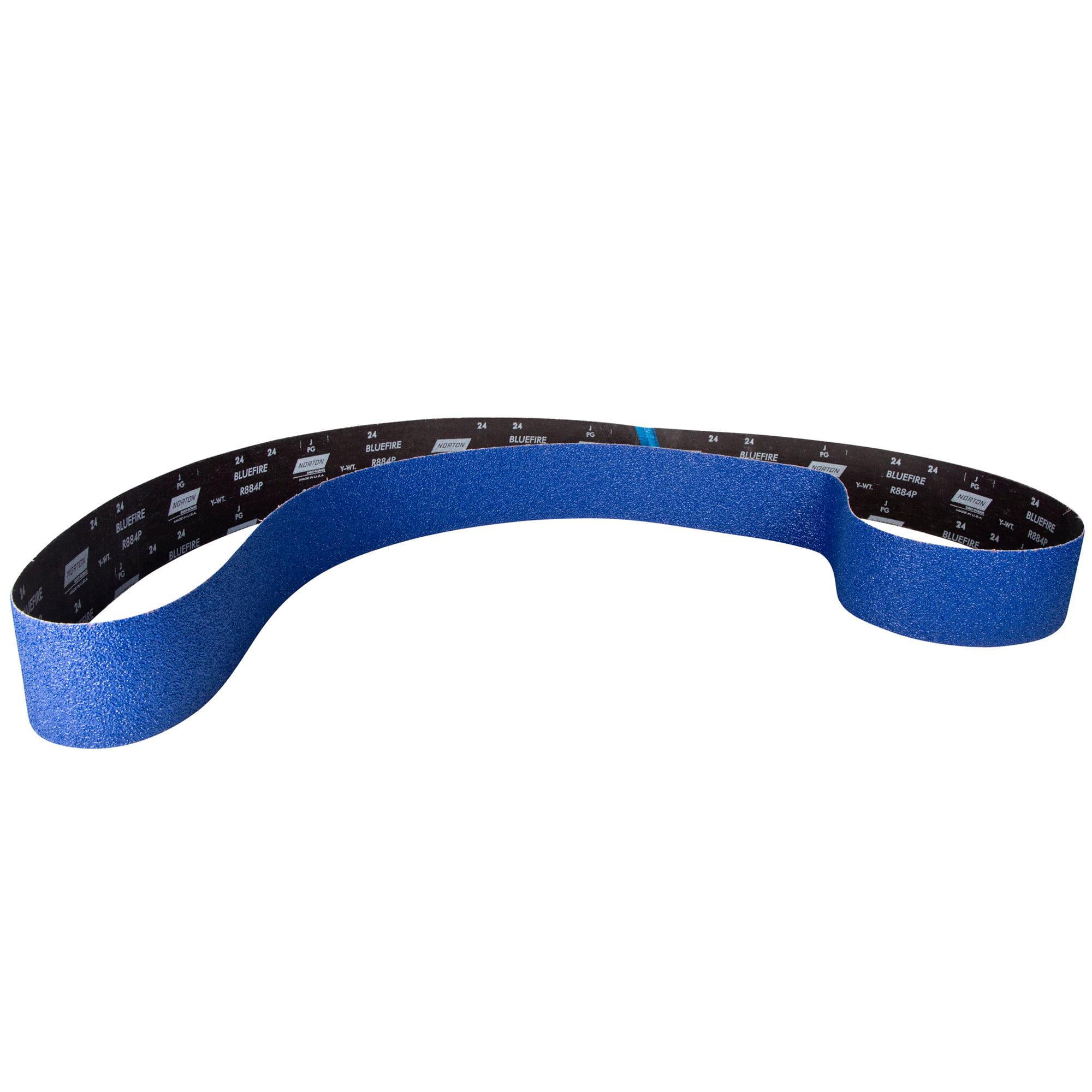 Norton 78072760469 Sander Belts Size 6 x 79 40-Y Grit