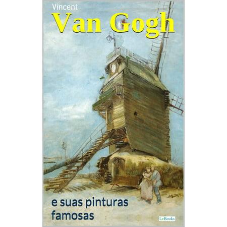 VAN GOGH e Suas Pinturas Famosas - eBook](Pinturas Halloween)