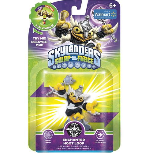 Skylanders Swap Force Enchanted Hoot Loop Character Pack - Walmart Exclusive (Universal)