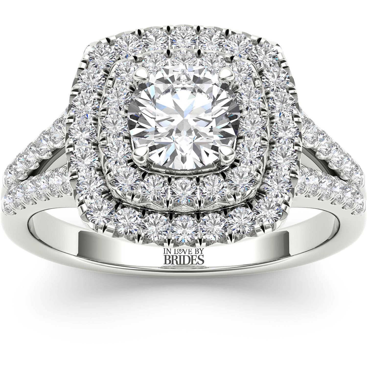 In Love By Brides  2.00ct Tw Diamond Cus