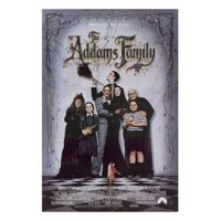 Posterazzi MOV196485 The Addams Family Movie Poster - 11 x 17 in.