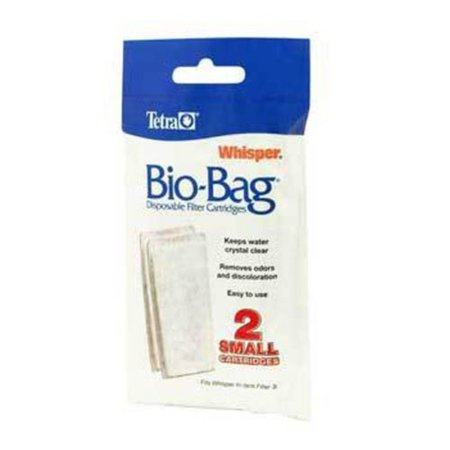 Tetra Easy Balance - Bio - bag 2pk Small For The (3i) Filter, Whisper Bio-Bag CartridgesWalmartplete the Whisper 3i In-Tank Filter for a clean, easy-to-maintain.., By Tetra Usa Inc
