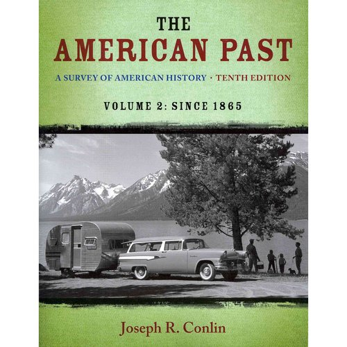 The American Past: A Survey of American History, Since 1865