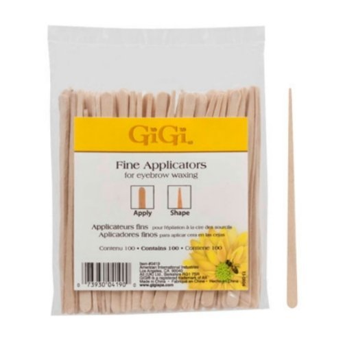 Gigi Fine Applicators, 100 Count