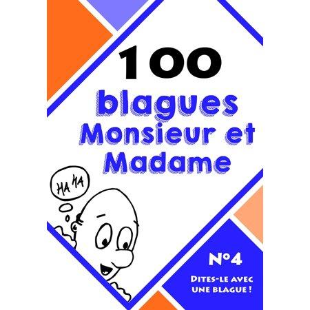 100 blagues monsieur et madame - eBook - Monsieur Et Madame Halloween