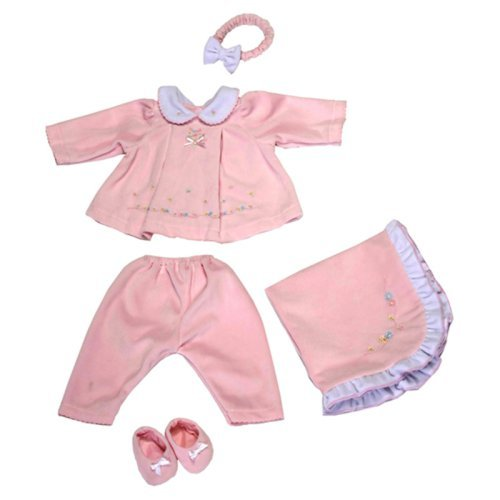 Molly P. Isabella Doll Ensemble 13 in. Doll Outfit