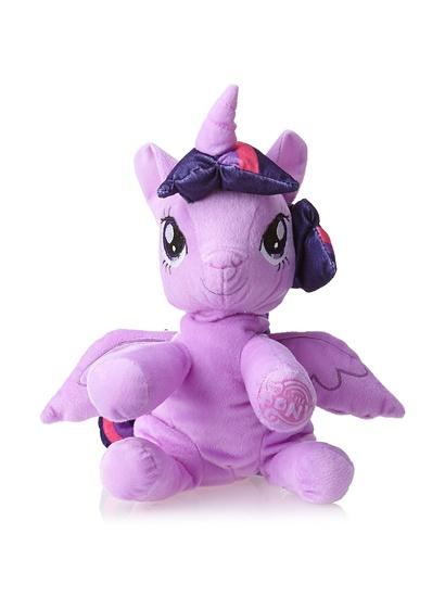 Plush Backpack My Little Pony Twilight Sparkle Doll Bag New 705685 by Ruz