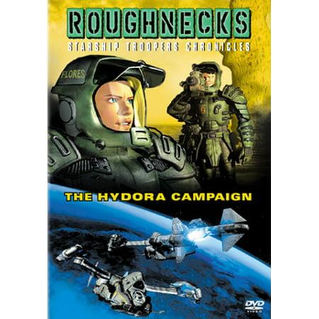 Roughnecks: The Hydora Campaign (DVD)