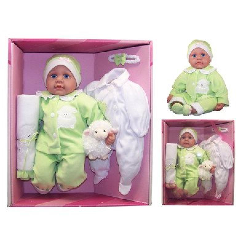 Molly P. Originals Baby Ashley Doll Set and Accessories, 16""
