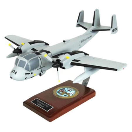 Daron Worldwide Grumman OV-1 Mohawk Model - Grumman Airplane