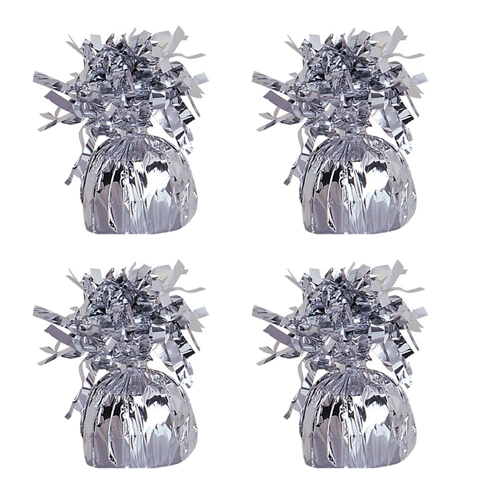 12 X Foil Balloon Weights Tassel Wedding Party Decorations Birthday Table