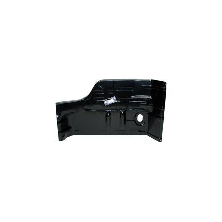 Eckler's Premier  Products 50204813 Chevelle Trunk Floor Side Right Chevelle Trunk Floor Braces
