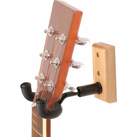 - On Stage GS7730 Wooden Wall Guitar Hanger - Walmart.com