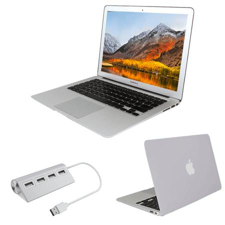 Clear Hub (Apple Macbook Air 1.6GHz Intel Core i5 128GB SSD 4GB 11