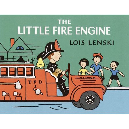 - The Little Fire Engine (Board Book)