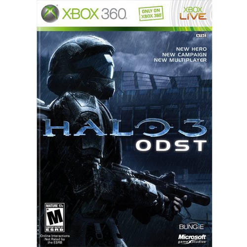 Microsoft Halo 3 Odst (Xbox 360) - Pre-Owned