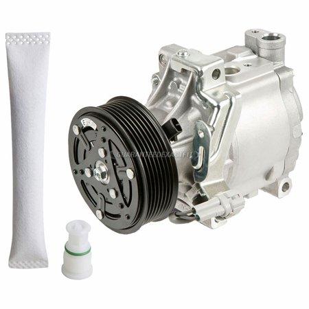 OEM AC Compressor w/ A/C Drier For Subaru Outback 3.0L 2005-2009