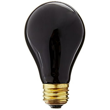 Fluker's Black Night Bulb, 100 Watt
