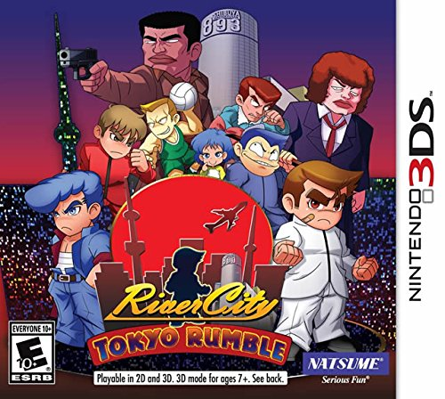 River City : Tokyo Rumble - 3DS
