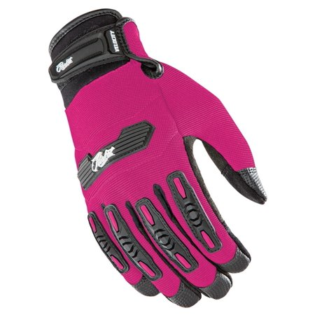 Women's Velocity 2.0 Gloves (Pink, Small), Textile Suit Black Elite tips RS2 Womens Rain Gloves Street Racing Pack PinkBlack 12 Jacket Glove Small Fifty Golf.., By Joe Rocket Ship from US