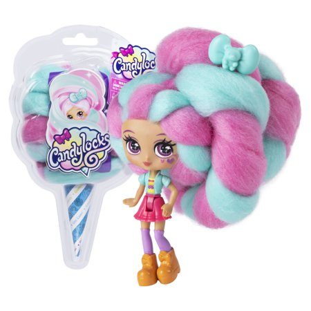 Candylocks, Scented Collectible Surprise Doll with Accessories (Style May Vary), for Ages 5 and Up