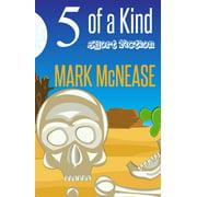 5 of a Kind: Short Fiction - eBook