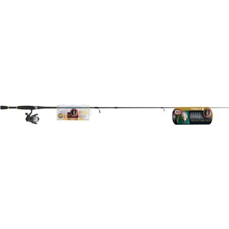 - Ready 2 Fish Trout Spin Ultralight Combo with Kit