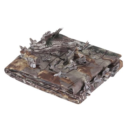 """Ameristep 144"""" x 60"""" Die Cut Blind Material Hunting Treestand Cover System, Camo thumbnail"""