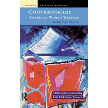 Contemporary American Women Writers - eBook ()