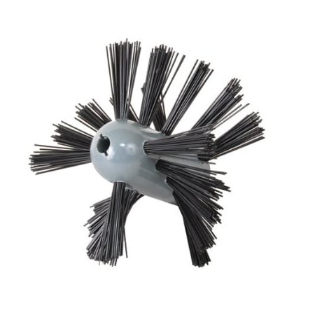 Ecospin Pellet Stove Brush (Pellet Stove Steel Brush)
